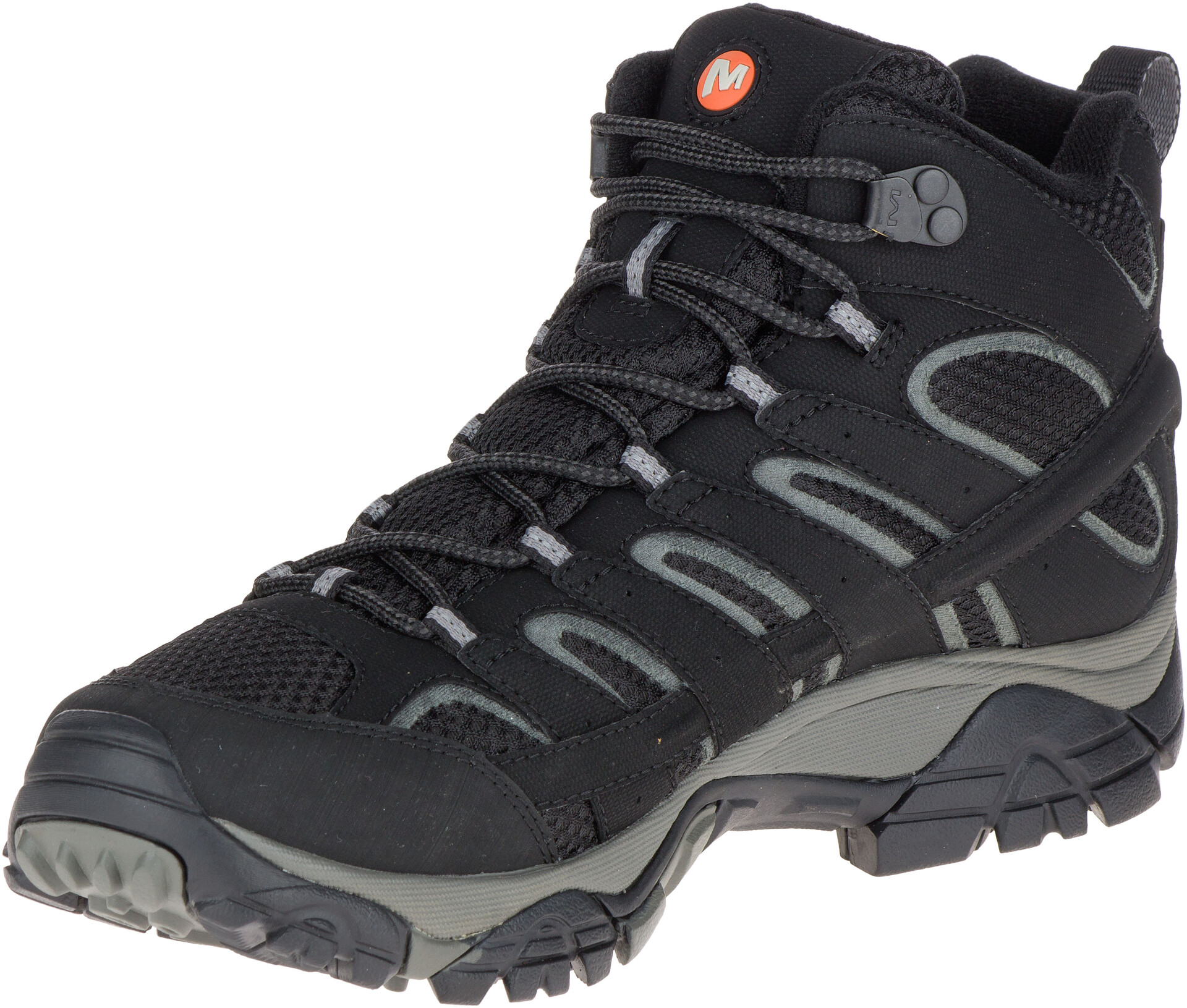 merrell moab 2 hiking boot review zip